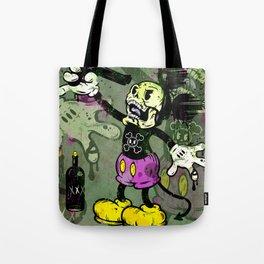 Mick Skele Tote Bag