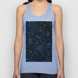 Look to the Stars Unisex Tank Top