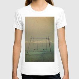 Forgotten swings T-shirt