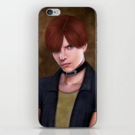 Steve Burnside iPhone Skin