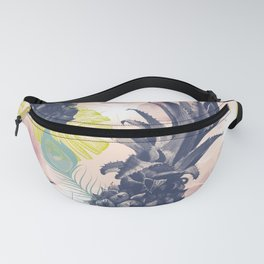 Pattern exotic Fanny Pack