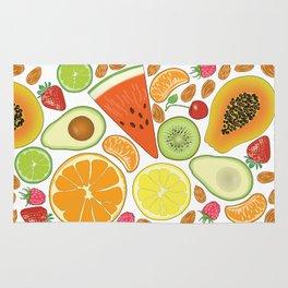 Fruits Rug