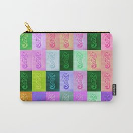 Rainbows Under The Sea Carry-All Pouch