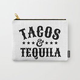 Tacos & Tequila Carry-All Pouch