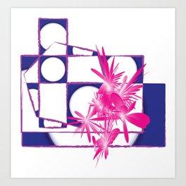ENSLAVE Art Print