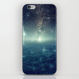 ...The Stars, Look How They Shine For You iPhone Skin