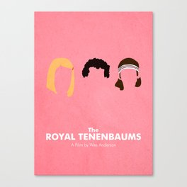 The Royal Tenenbaums Canvas Print