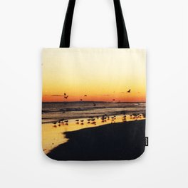 Pipers in Autumn Tote Bag
