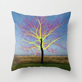 Onetree 02 Throw Pillow