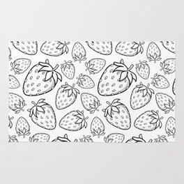 Ghostberries Rug