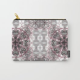 Gothic ornamental architectural Carry-All Pouch