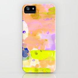 Flamingo Neon iPhone Case
