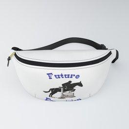 Cute Future Equestrian Horse Fanny Pack