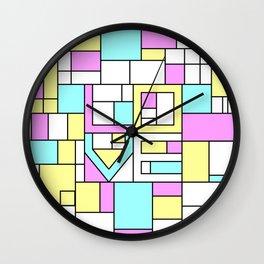 Fun Love Wall Clock