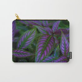 Persian Shield Carry-All Pouch