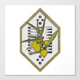 Acacia Shredder Canvas Print