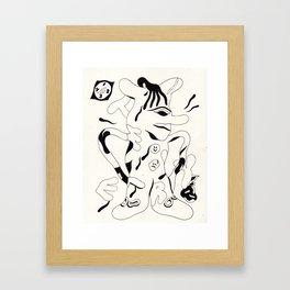 everytime Framed Art Print