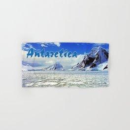 Antarctica Hand & Bath Towel