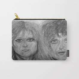The eyes of Heart Carry-All Pouch