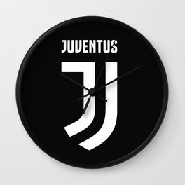 JUVE LOGO Wall Clock