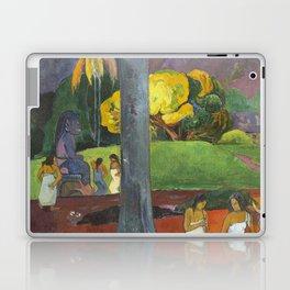 Mata Mua by Paul Gauguin Laptop & iPad Skin