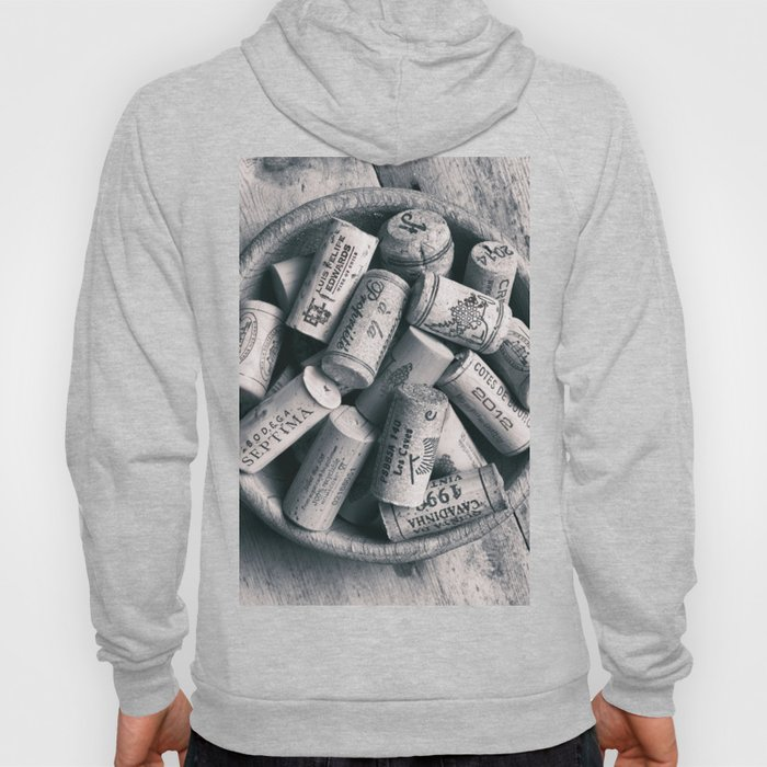 Collection of Corks. Hoody