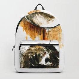 Little furet (Sleepy Ferret) Backpack