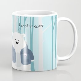Mr Polar Bear Coffee Mug