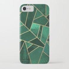 Emerald and Copper iPhone 7 Slim Case