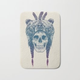 Dead shaman Bath Mat