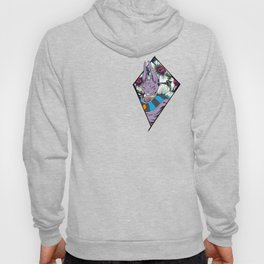 Purple Sphynx Cat Hoody
