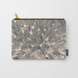 Macro Fractal Abstract Carry-All Pouch
