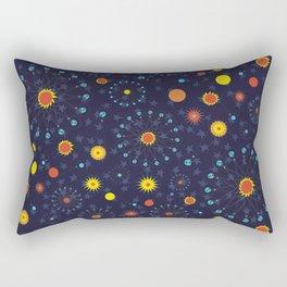 Solar Eclipse ~ Mystical Rectangular Pillow