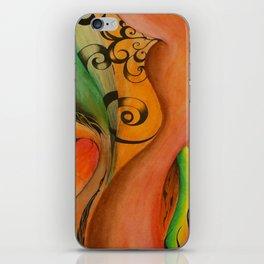 Hearts Chambers iPhone Skin