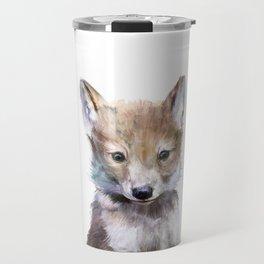 Little Wolf Travel Mug
