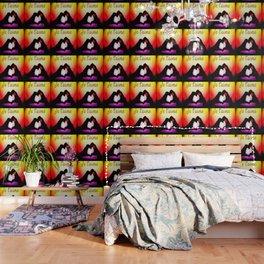 Je t´aime in pop-art Wallpaper