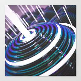 Starbeam Canvas Print
