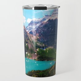 Leaving the magical passage Travel Mug