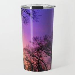Colorful Sunrise Travel Mug