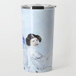 R2 and the Princess Travel Mug