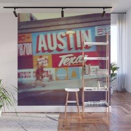 Austin, Texas Wall Mural