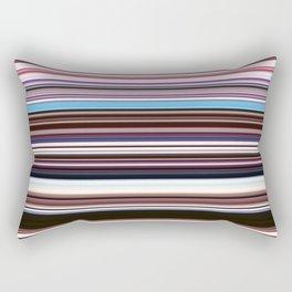 Pink Almond Blossom in Burgau Rectangular Pillow