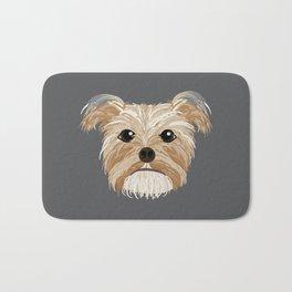 Yorkshire Terrier Bath Mat