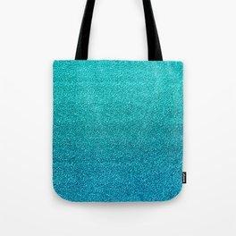 Faux Glitter Tote Bag