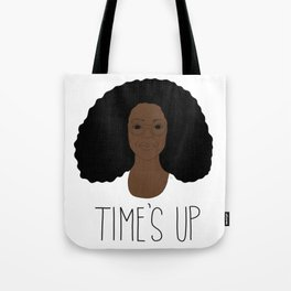 Oprah - Time's Up Tote Bag