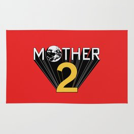 Mother 2 / Earthbound Promo Rug