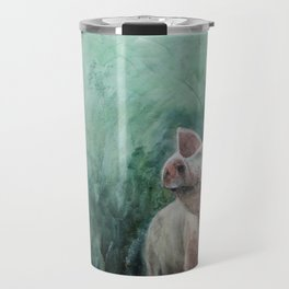 One Bad Pig Travel Mug