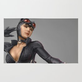 Catwoman Rug