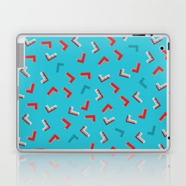 Party Particles Laptop & iPad Skin