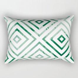 Rough Rhombus 1 Rectangular Pillow